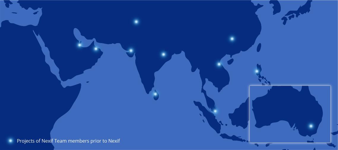 hydropower investment asia Australia